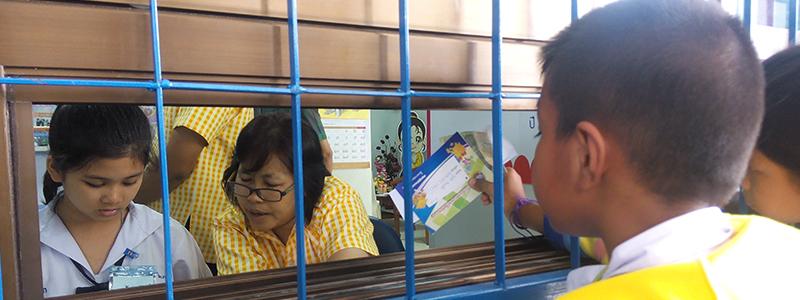 Saiba mais sobre: Student Bank Project - Projeto que cria bancos em escolas para crianças aprenderem sobre finanças e economia